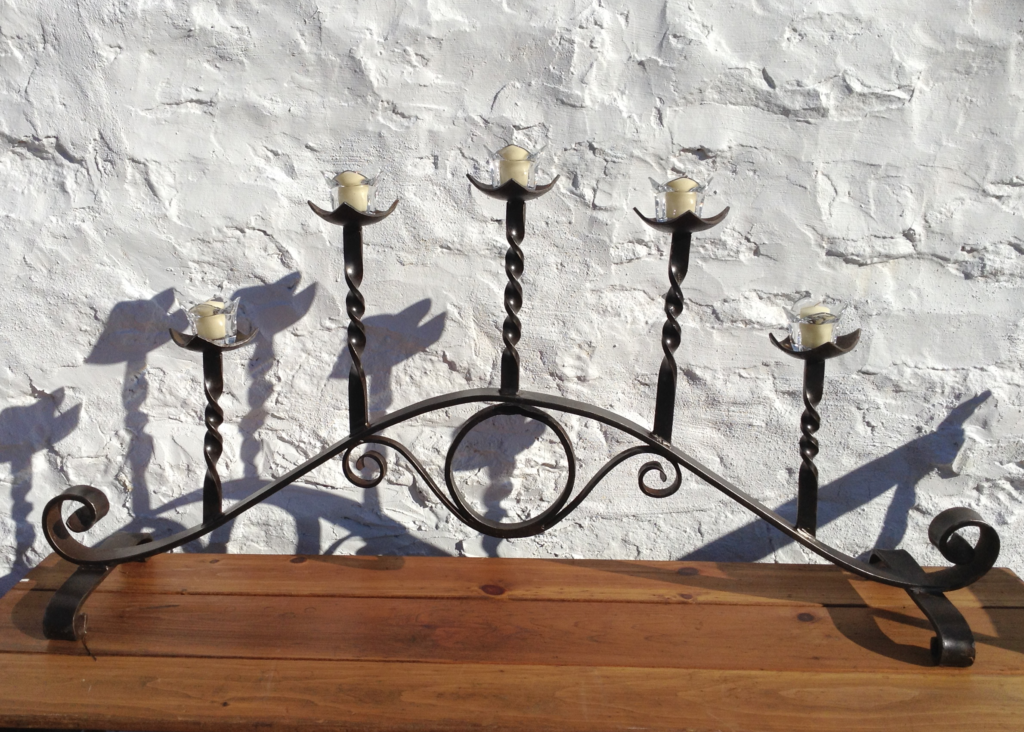 5 Candle stand